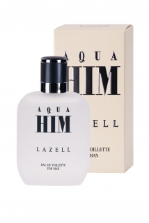 Lazell Aqua Him for men  toaletná voda 100 ml